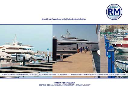 Marine Services Brochure